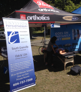 Kitsfest Vancouver Sports Physiotherapy